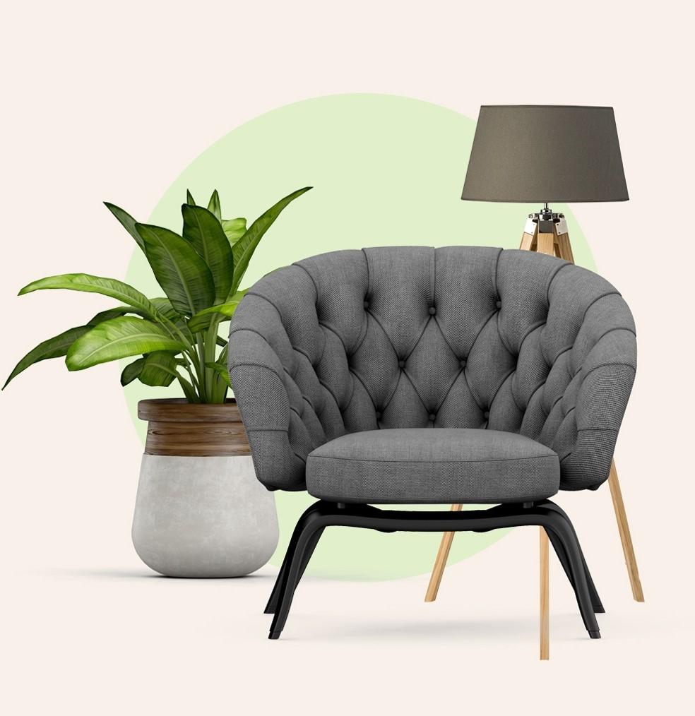 Tapizado y restauración de todos tipo de muebles:  sillas, sofás, sillones, cheslonge, butacas, pufs y además la elaboración de sofás a medida